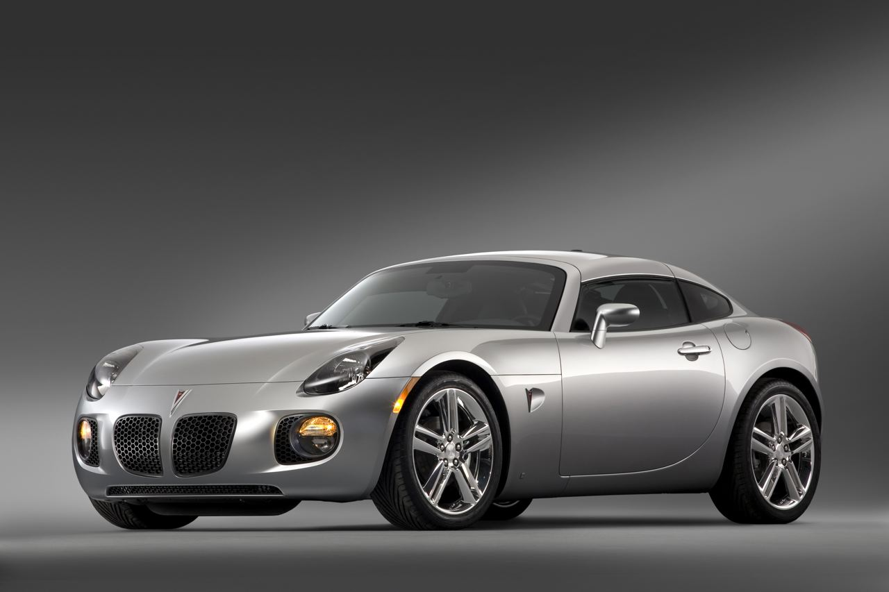 Specifications prices Modifications and Image 2011 Pontiac Solstice