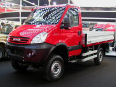 Cardatabase.net - Car photo search - Iveco Daily 35S18W