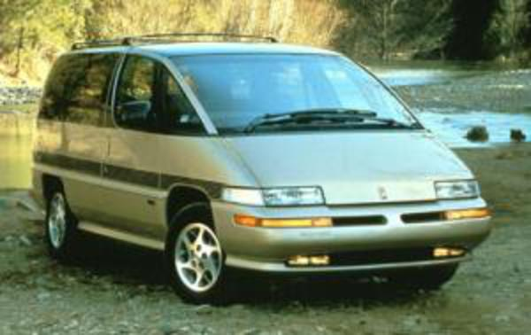 The 1994 Oldsmobile Silhouette is created by Oldsmobile.