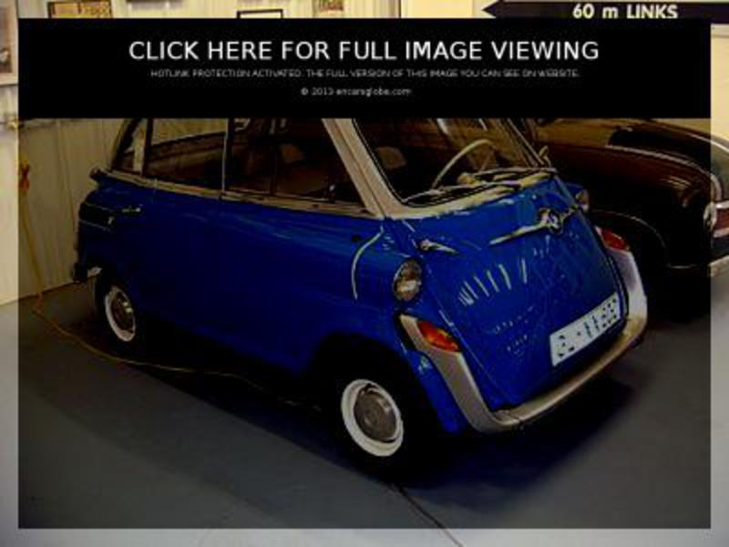BMW-Isetta 600: 05 photo