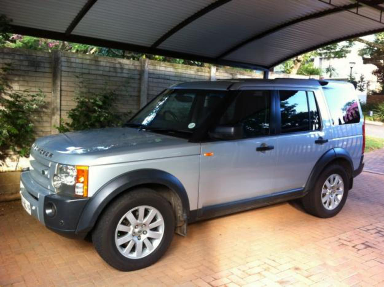 topworldauto photos of land rover discovery 3 hse photo galleries. Black Bedroom Furniture Sets. Home Design Ideas