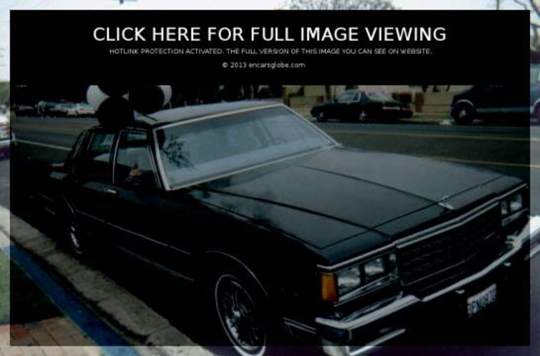 Chevrolet Caprice Classic CL (Image №: 05)