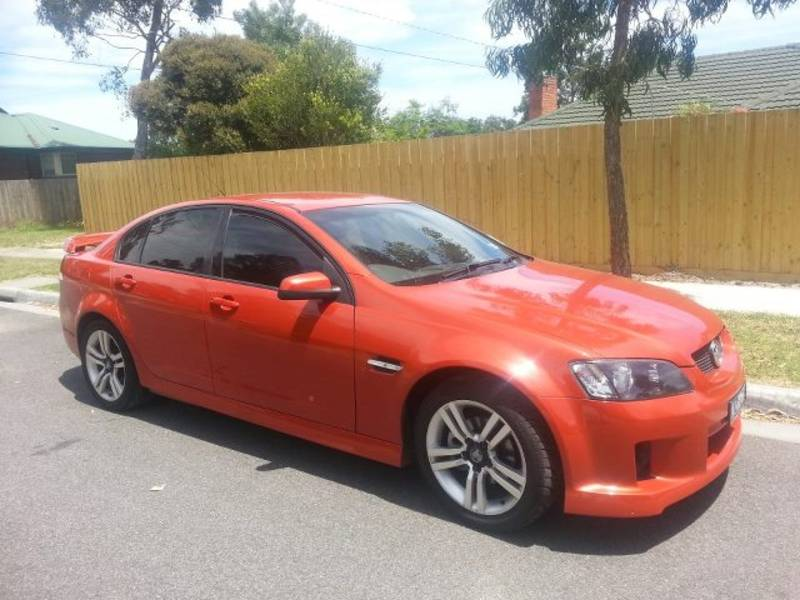 2006 Holden Commodore ve sv6 Sedan Ferntree Gully Knox Area image 1