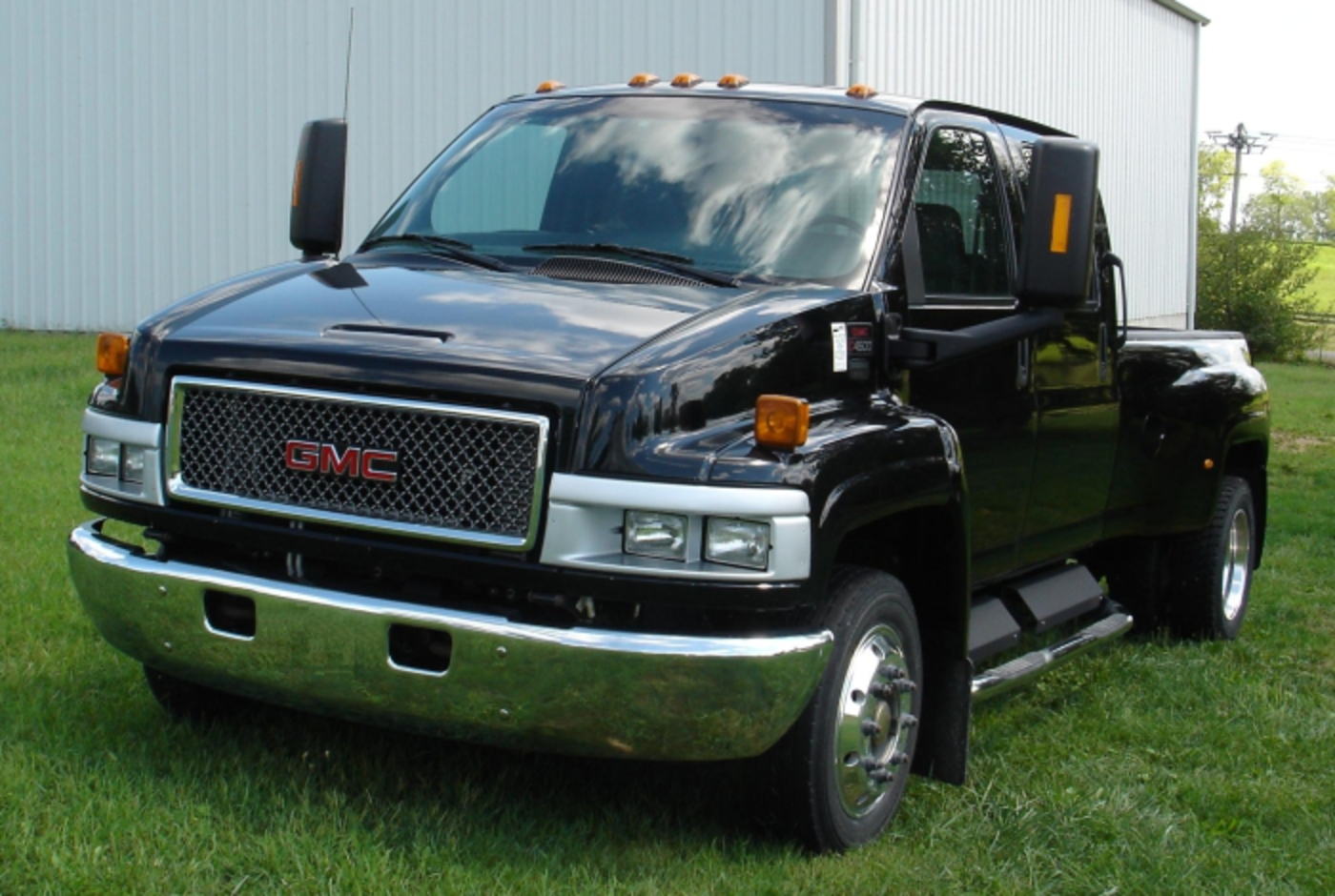 Gmc Topkick C4500 For Sale >> TopWorldAuto >> Photos of GMC C4500 - photo galleries