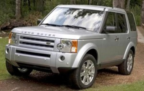 2009 Land Rover LR3 V8 SUV. To appraise a vehicle, please select a model