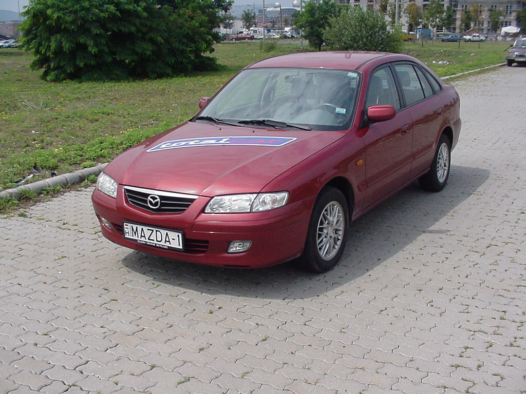 Mazda 626 DITD - huge collection of cars, auto news and reviews, car vitals,