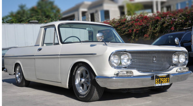eBay Find of the Day: Toyota Crown Pickup. Written by: Brandan Gillogly on