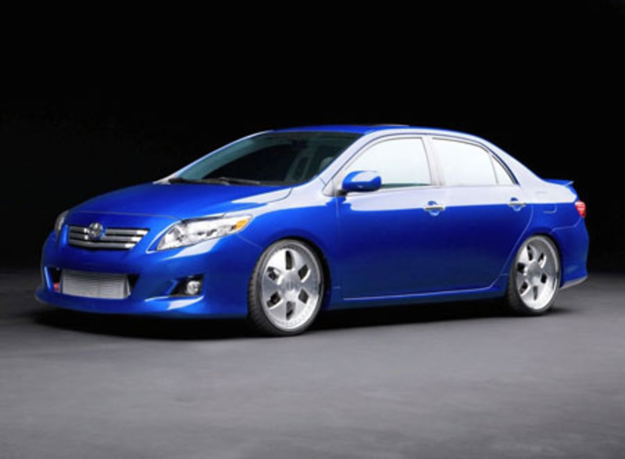 Toyota Corolla - cars catalog, specs, features, photos, videos, review,
