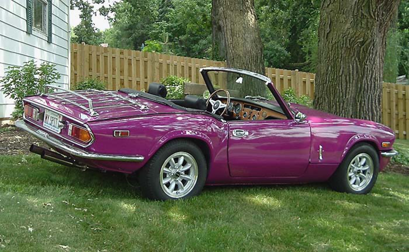 topworldauto photos of triumph spitfire 1500 photo galleries. Black Bedroom Furniture Sets. Home Design Ideas