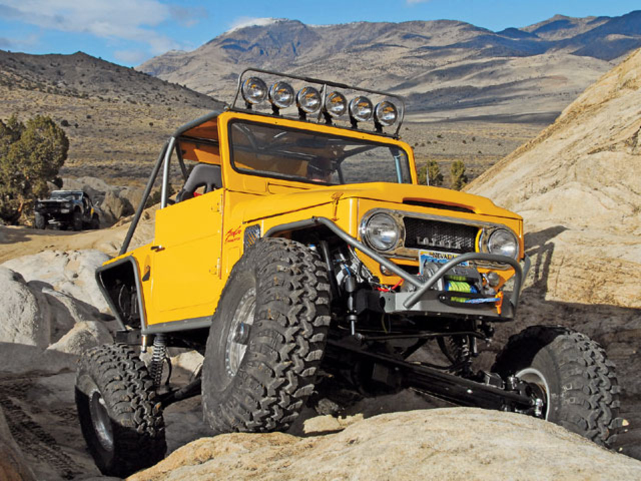 Topworldauto Photos Of Toyota Land Cruiser Fj40 Photo Galleries 1960 4x4 Top Drive