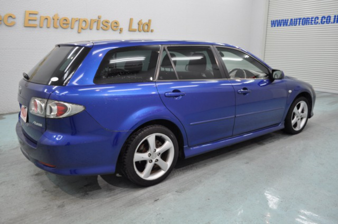 2003 MAZDA ATENZA SPORTS 23S - Japanese used cars sale.
