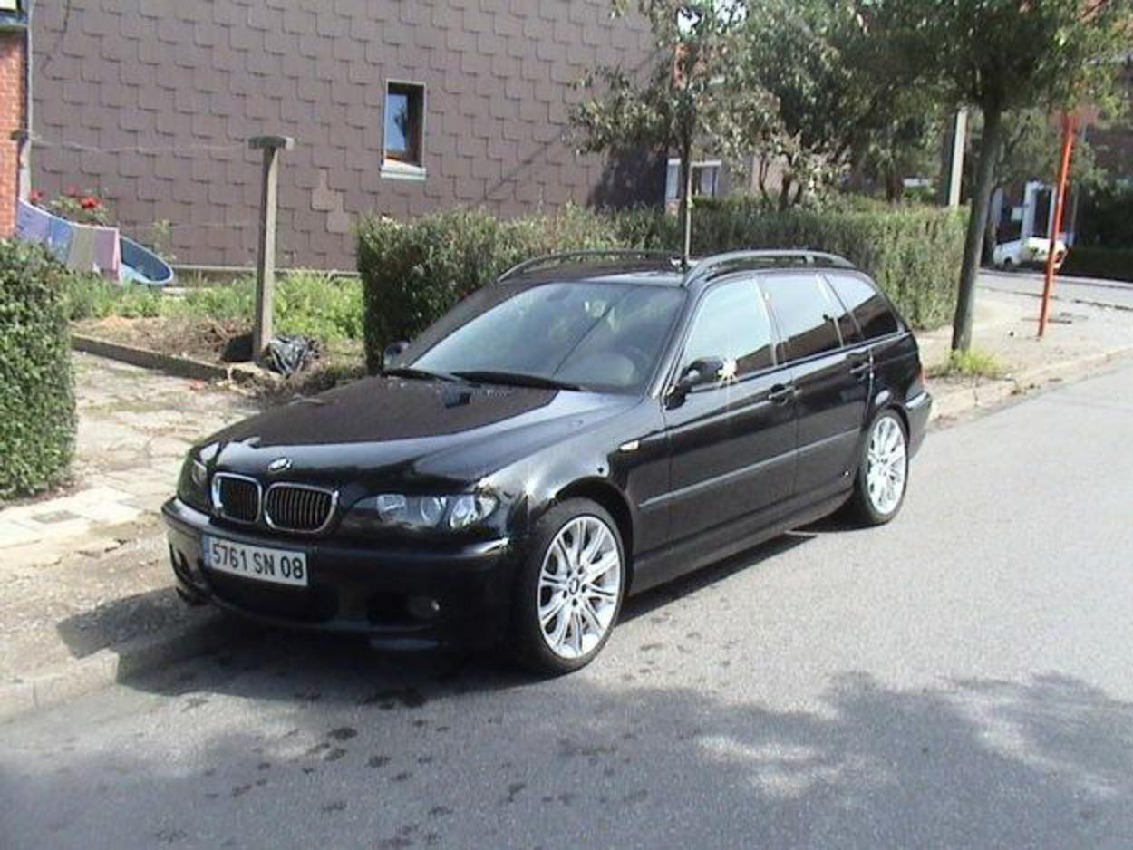 Photos de A VENDRE BMW 320D BREAK ANNEE 2004