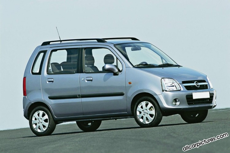 On this page we present you the most successful photo gallery of Opel Agila