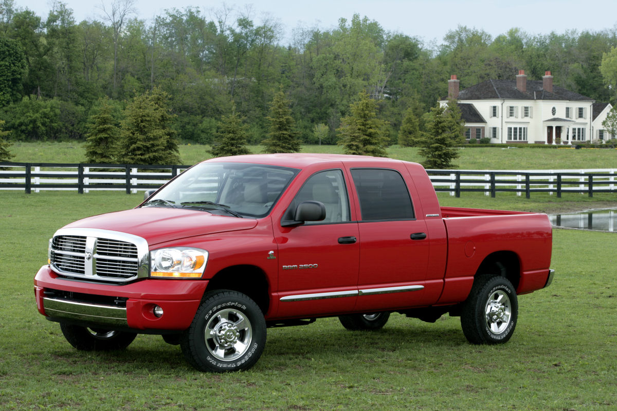 Dodge Ram Car Specifications