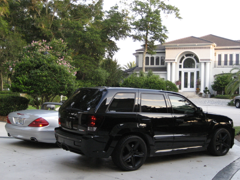 2007 Jeep Grand Cherokee SRT8 picture, exterior