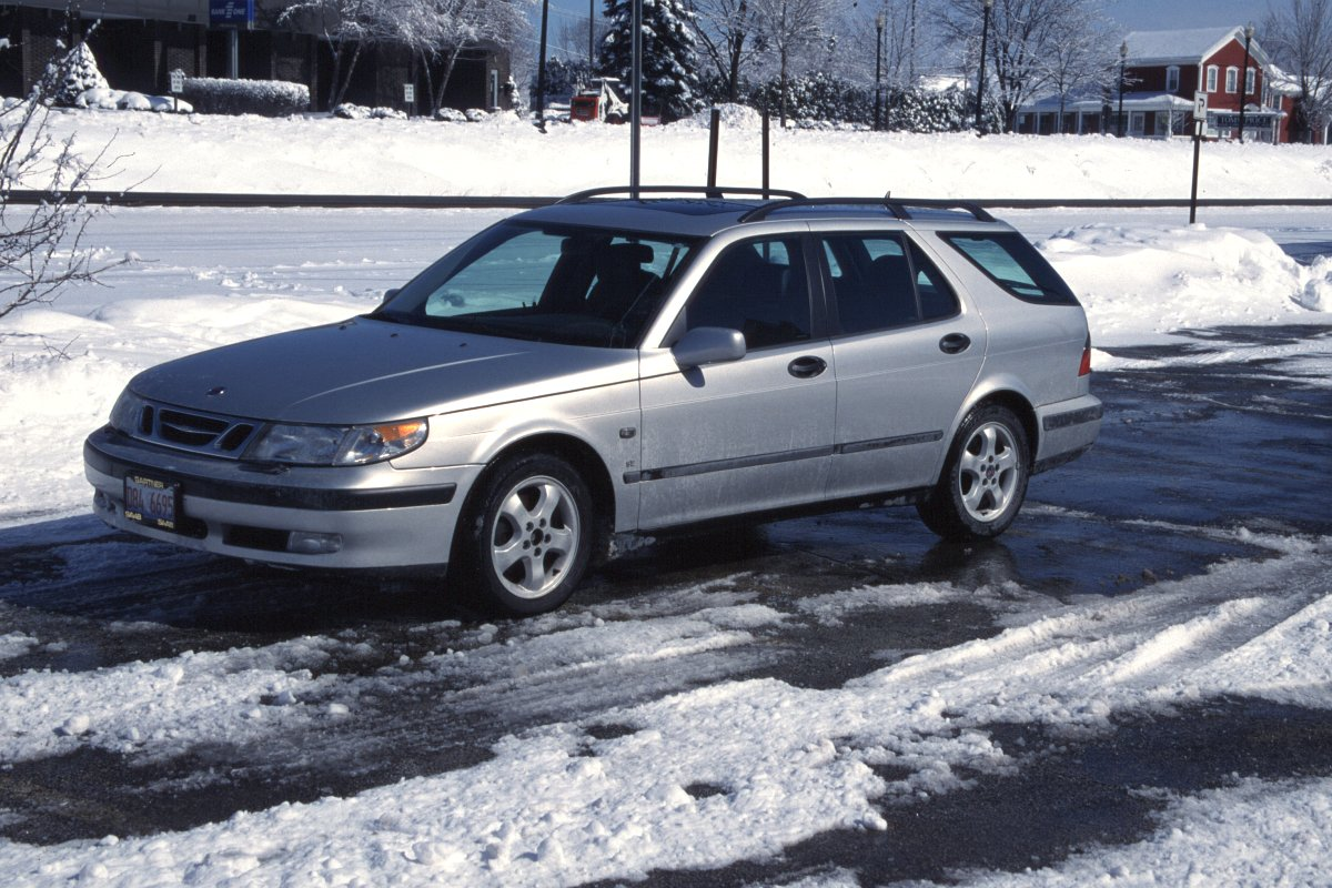2001 Saab 9-5 SE Wagon picture, exterior