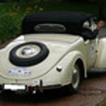 Opel Super Six Sport Roadster (Kühn) creme hr