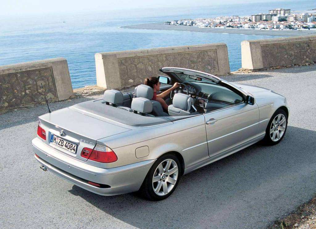 BMW 320d Cabrio (Komfortzugang Innovations.