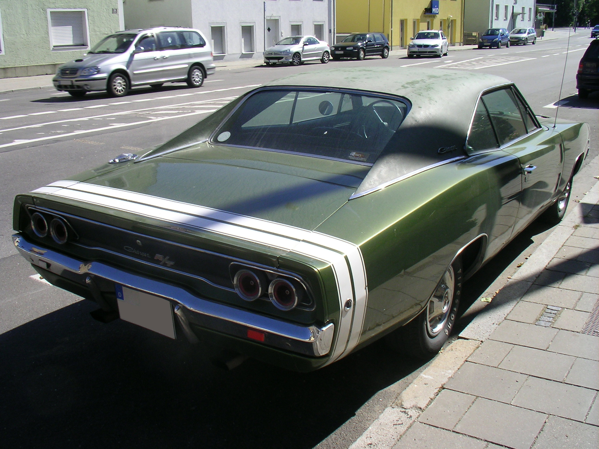 File:Dodge Charger RT 1968.Heck.jpg