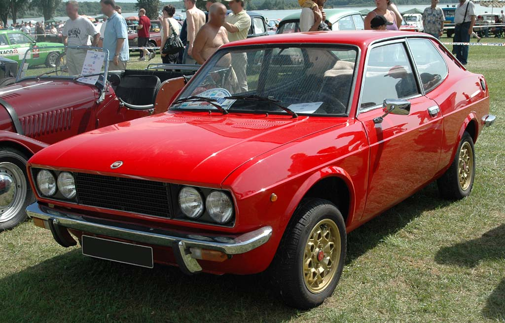 Fiat 128 coup. View Download Wallpaper. 1024x655. Comments