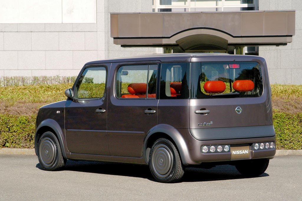 Nissan Cube - huge collection of cars, auto news and reviews, car vitals,