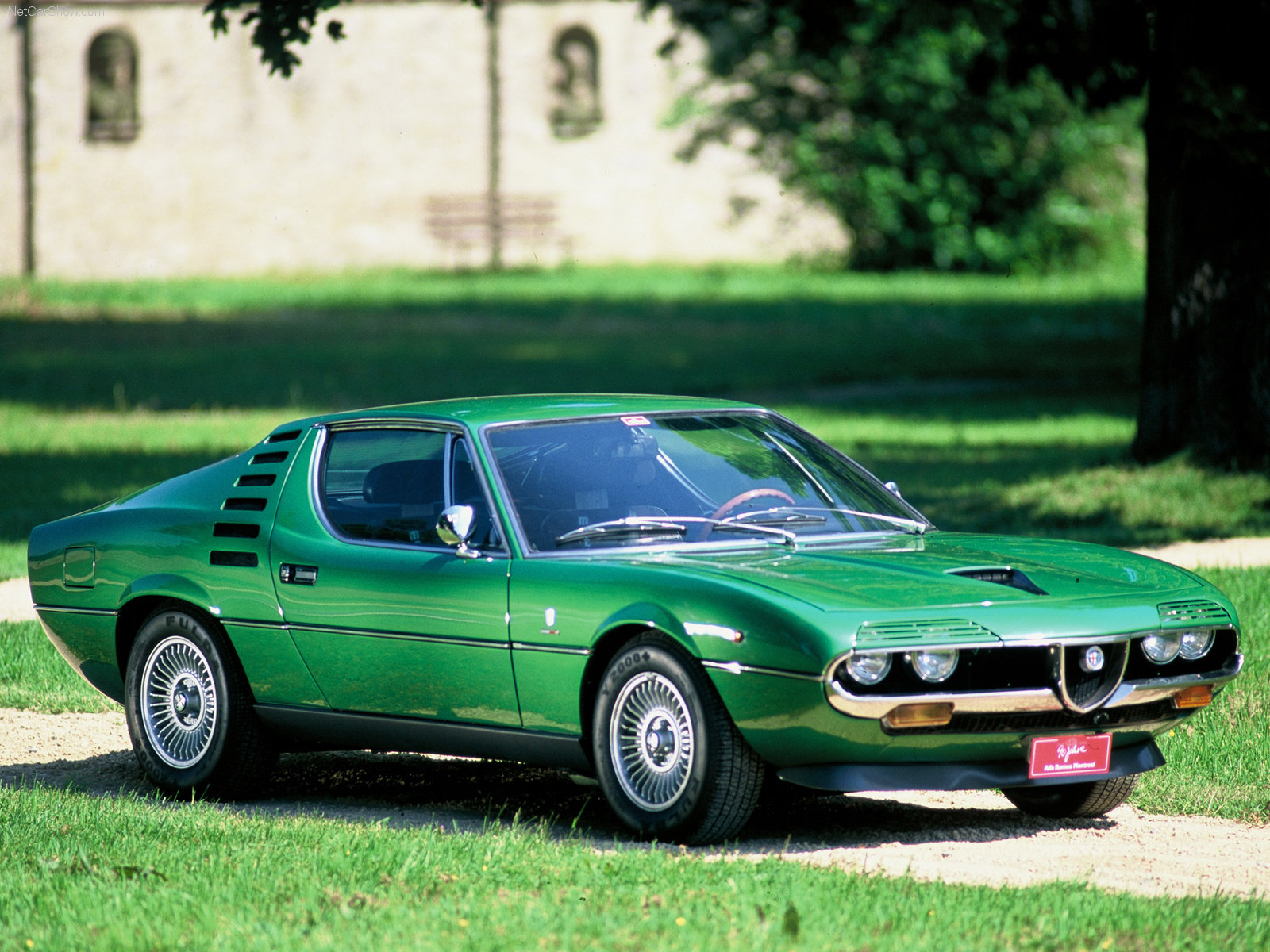"The project ""Alfa Romeo Montreal"" was the occasion of Expo '67."