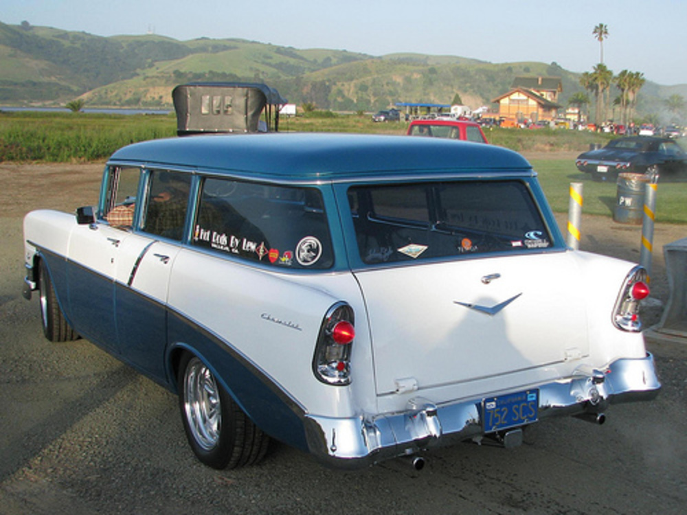 1956 Chevrolet 210 Wagon (Custom) '752 SCS' 2