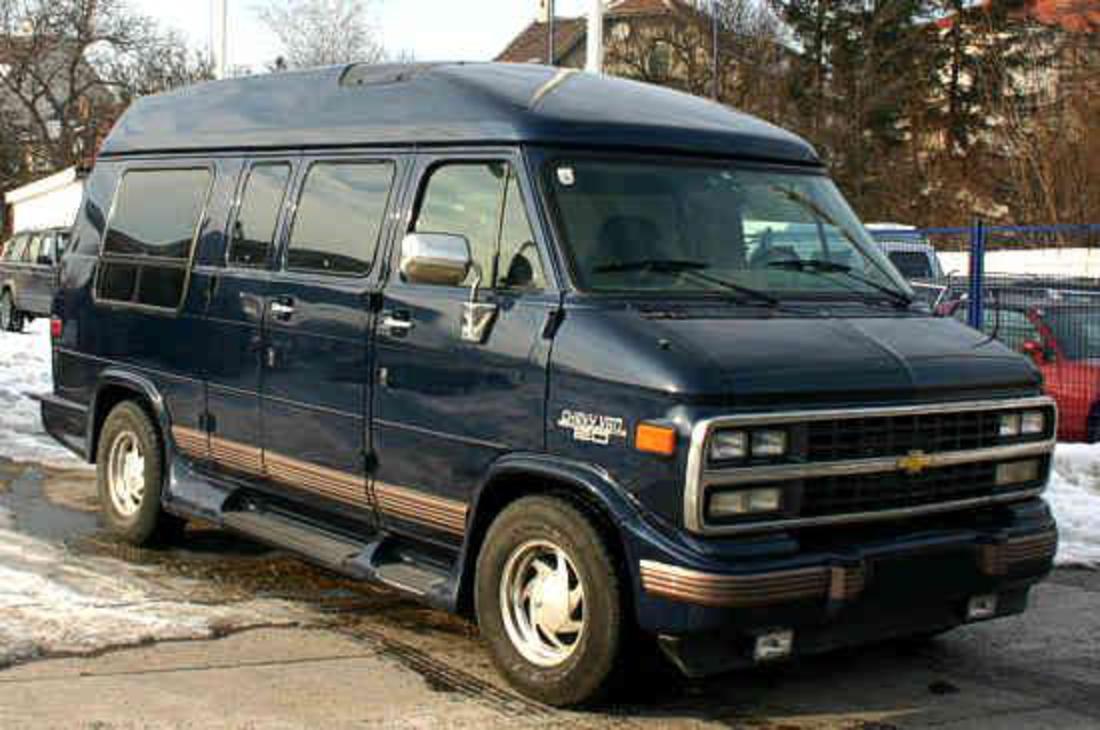 Topworldauto Gt Gt Photos Of Chevrolet Van G20 Photo Galleries