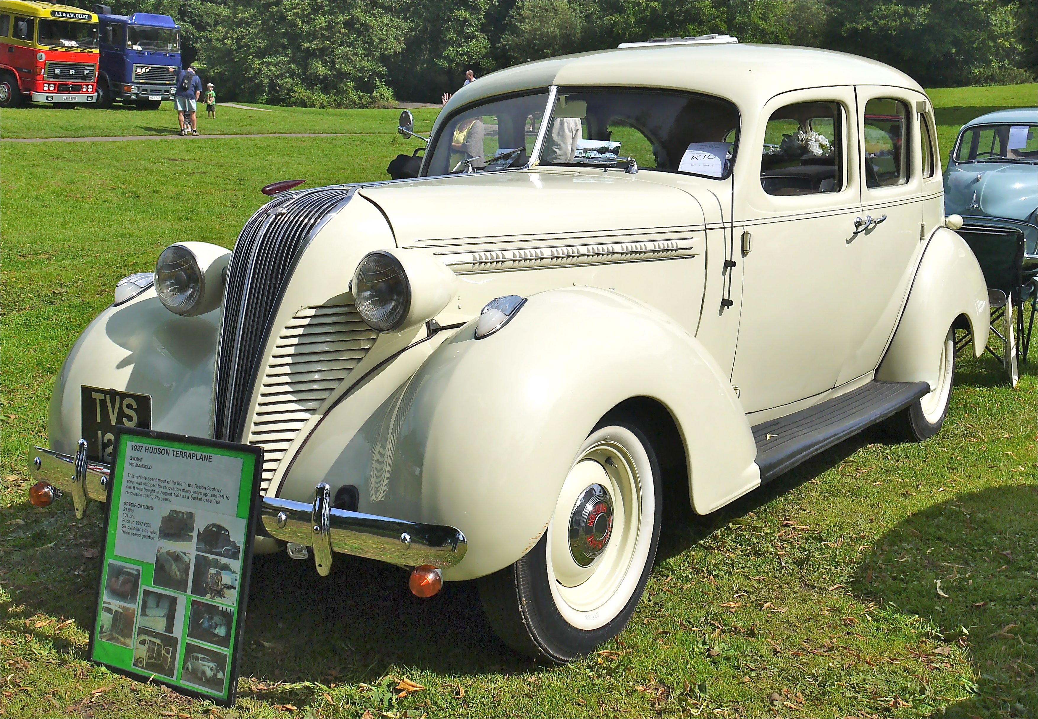 File:Hudson Terraplane 1937 - Flickr - mick - Lumix.jpg ...