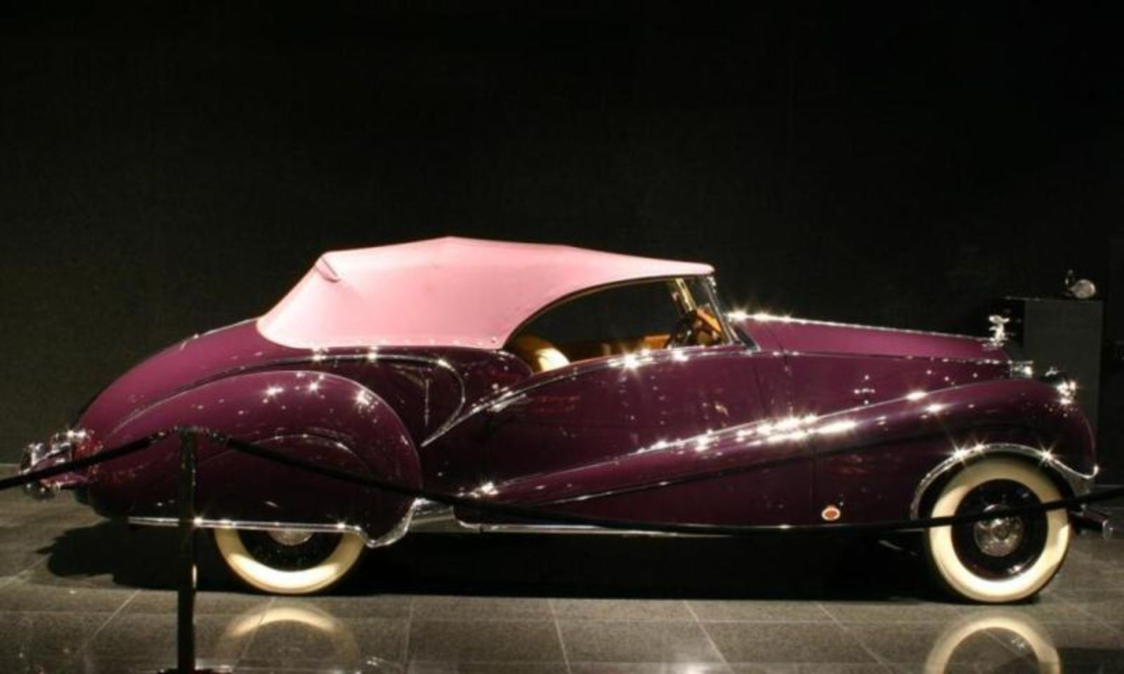 TopWorldAuto >> Photos of Rolls Royce Silver Wraith Inskip