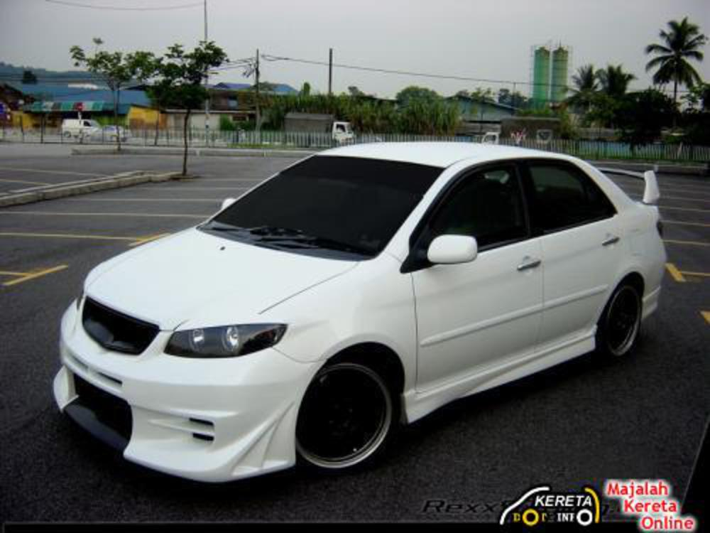 For Toyota Vios Owner or fans, you can make up your car or future vios with