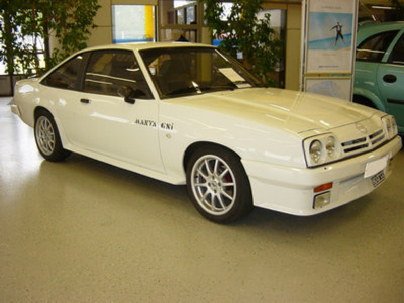 Opel manta gsi (876 comments) Views 17087 Rating 25