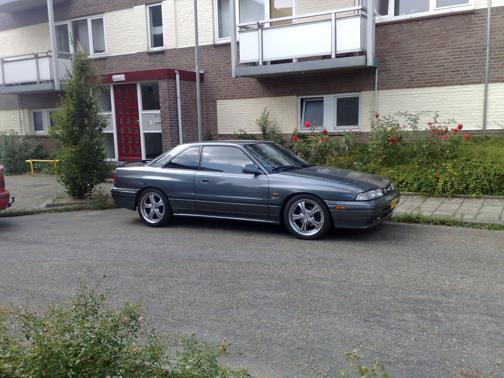 Mazda 626 GT 20-16v - huge collection of cars, auto news and reviews,