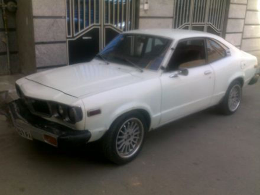Mazda Unknown ۸۰۸ کوپهمزدا 0000 4 Rial