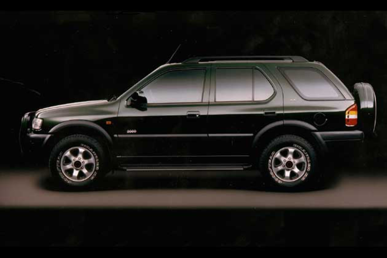 Opel Frontera 32 V6. View Download Wallpaper. 630x420. Comments