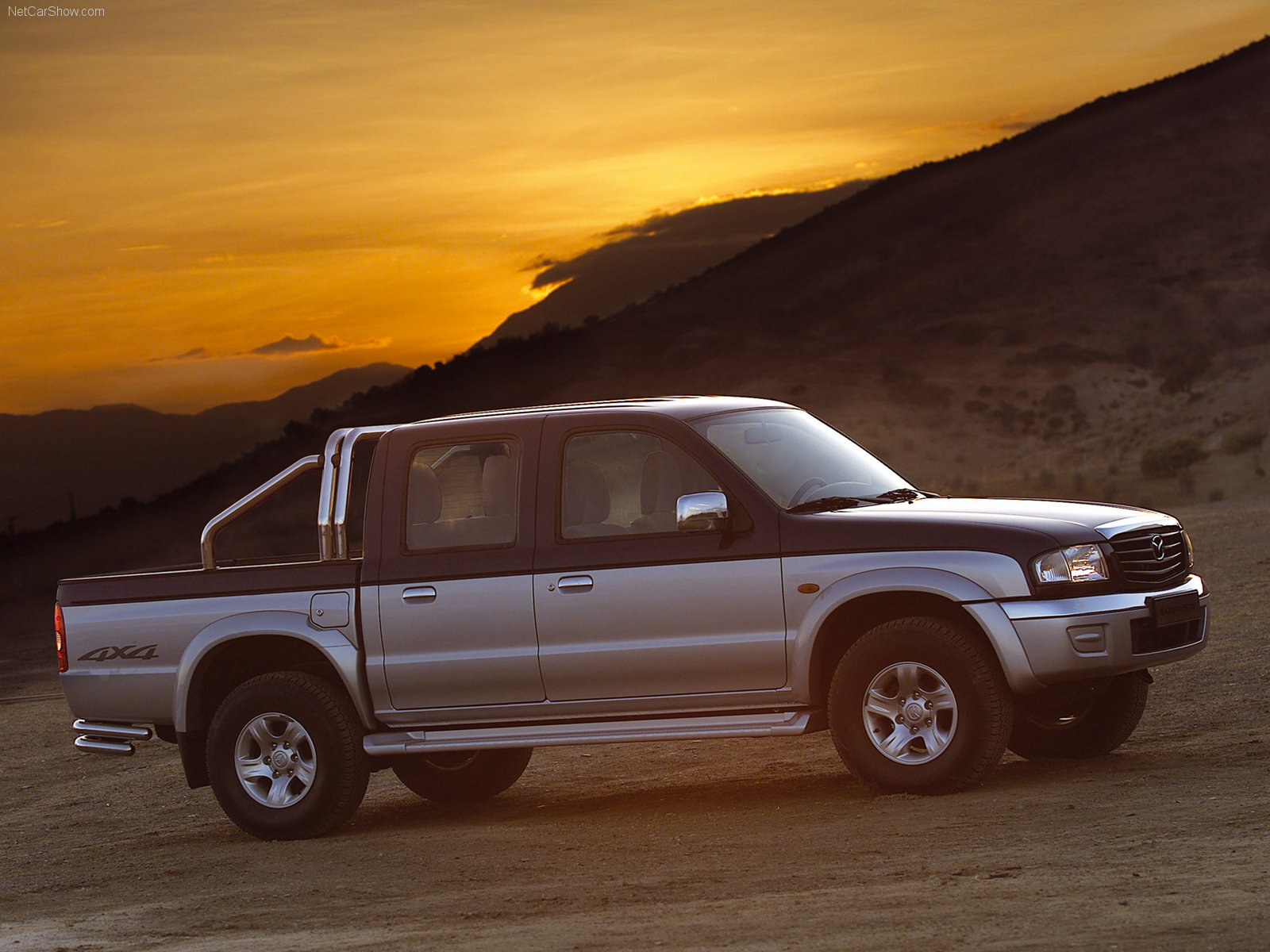 You can vote for this Mazda B2500 photo