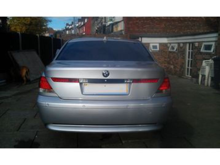 BMW 735I SE AUTO TOP OF THE RANG!!! Salford Picture 2