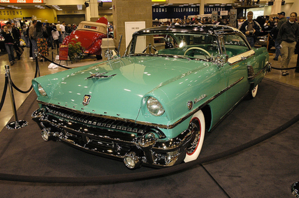 1955 Mercury Montclair Sun Valley