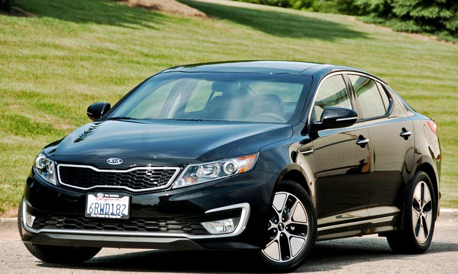 2011 Kia Optima Hybrid: Review notes - Autoweek