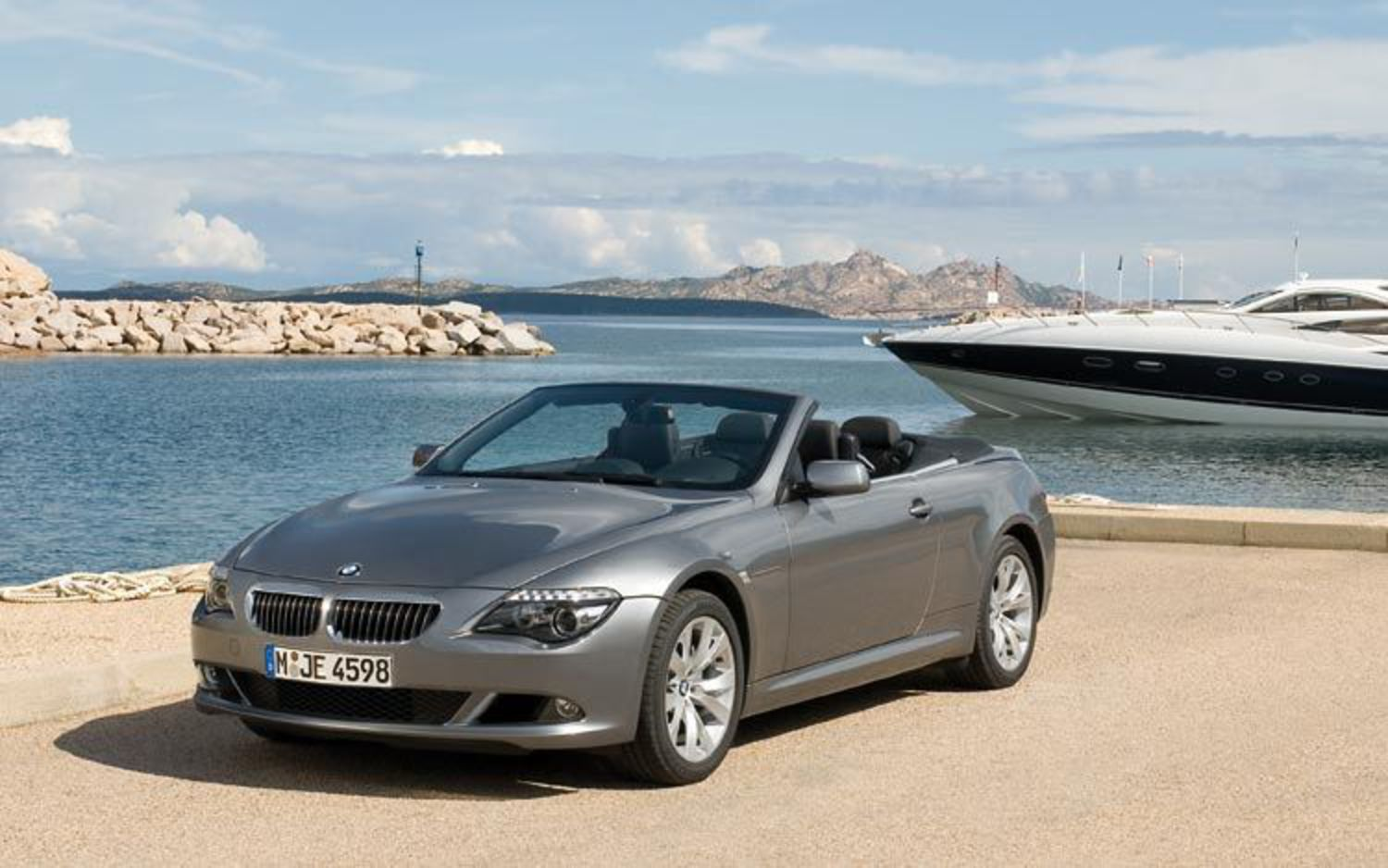 2008 Bmw 645I Convertible