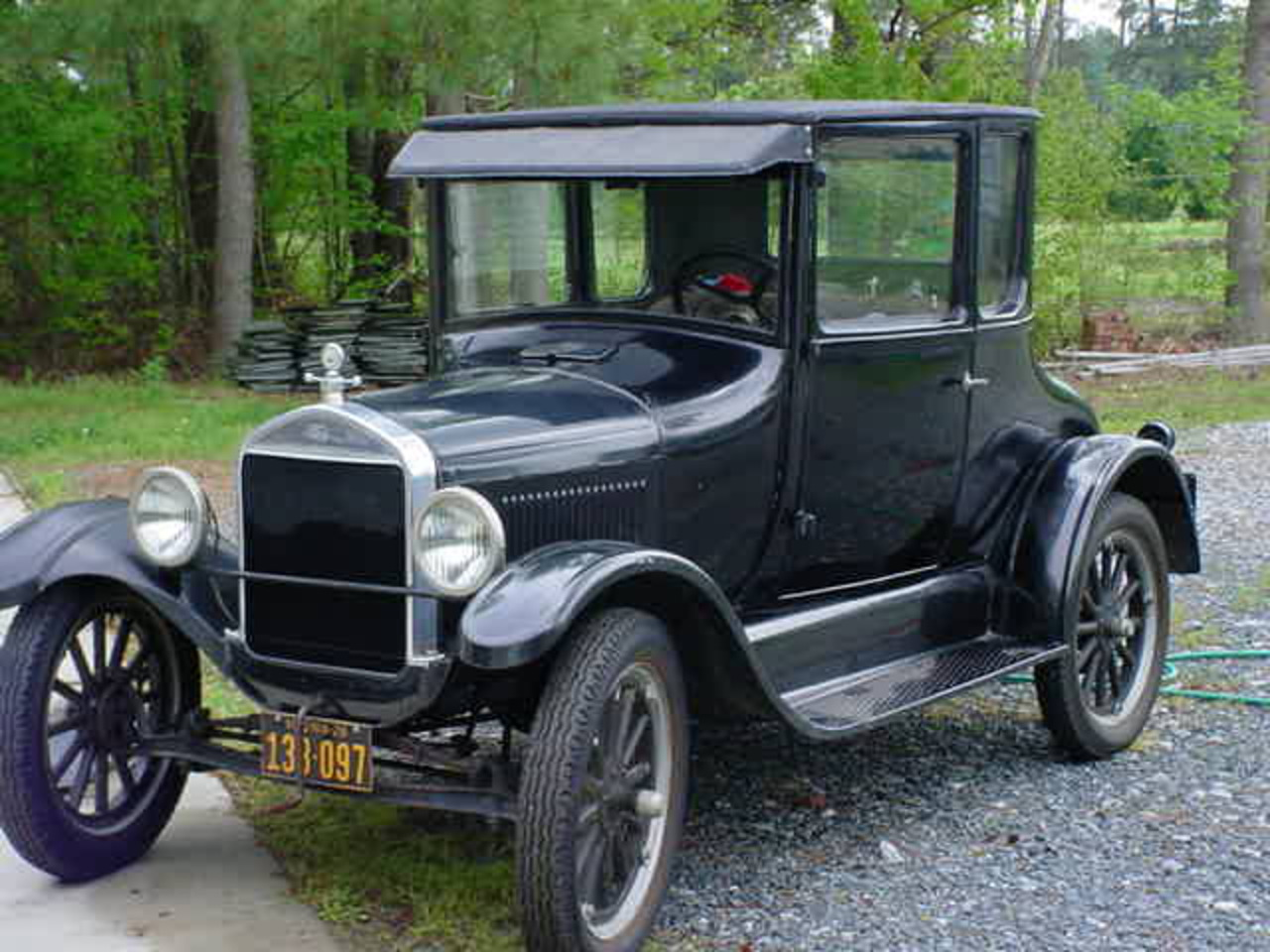 TopWorldAuto >> Photos of Ford Model T Coupe - photo galleries