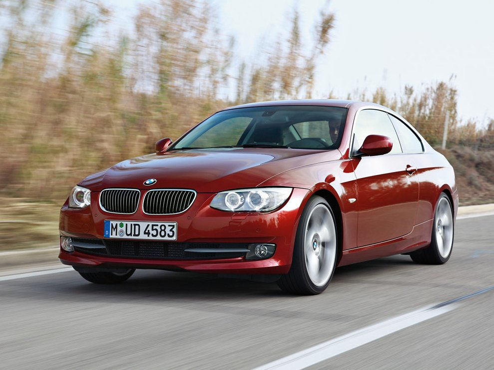 BMW - 316 COUPE photo 1