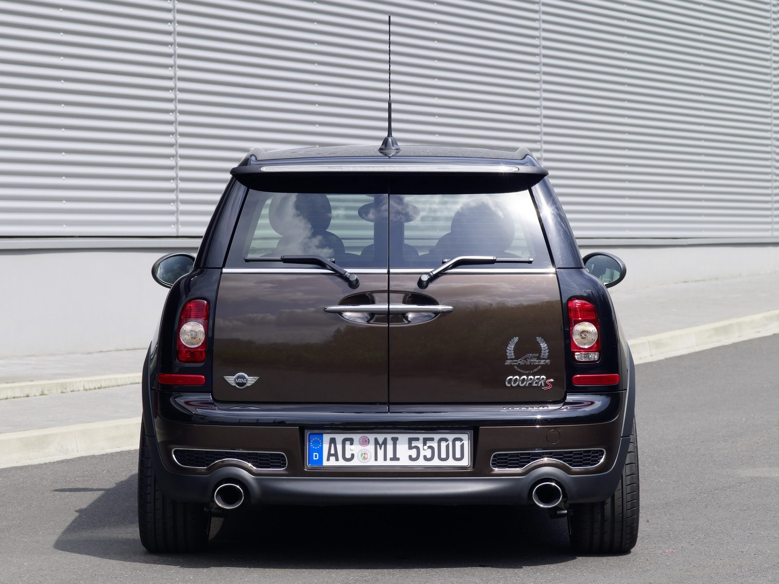 AC Schnitzer MINI Cooper S Clubman photos and wallpapers - tuningnews.