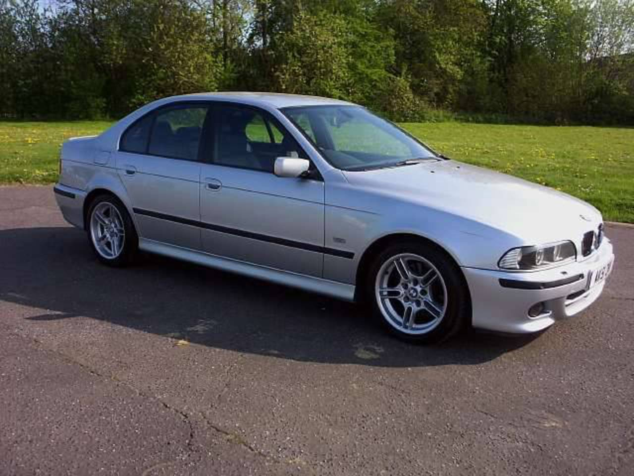 1999 BMW 5 Series 528i, 1999 BMW 528 528i picture, exterior