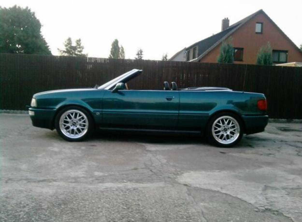 Chrysler 300 Cabrio >> TopWorldAuto >> Photos of Audi 80 Cabriolet 23E - photo galleries