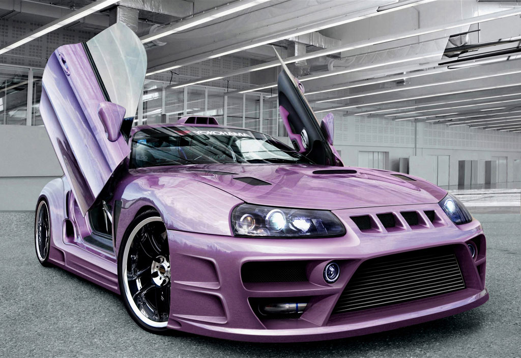 1998 Toyota Supra 2 Dr Turbo Hatchback picture, exterior