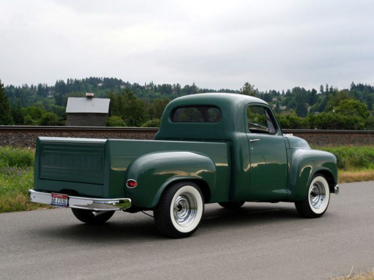 TopWorldAuto >> Photos of Studebaker Pickup - photo galleries