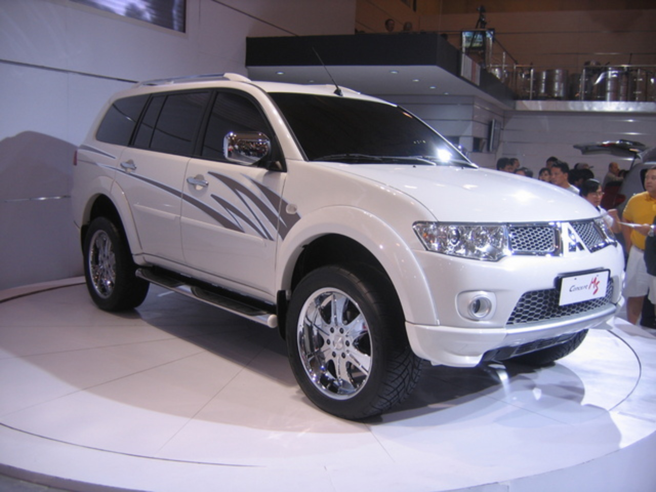 Mitsubishi Pajero Sport SE. View Download Wallpaper. 640x480. Comments