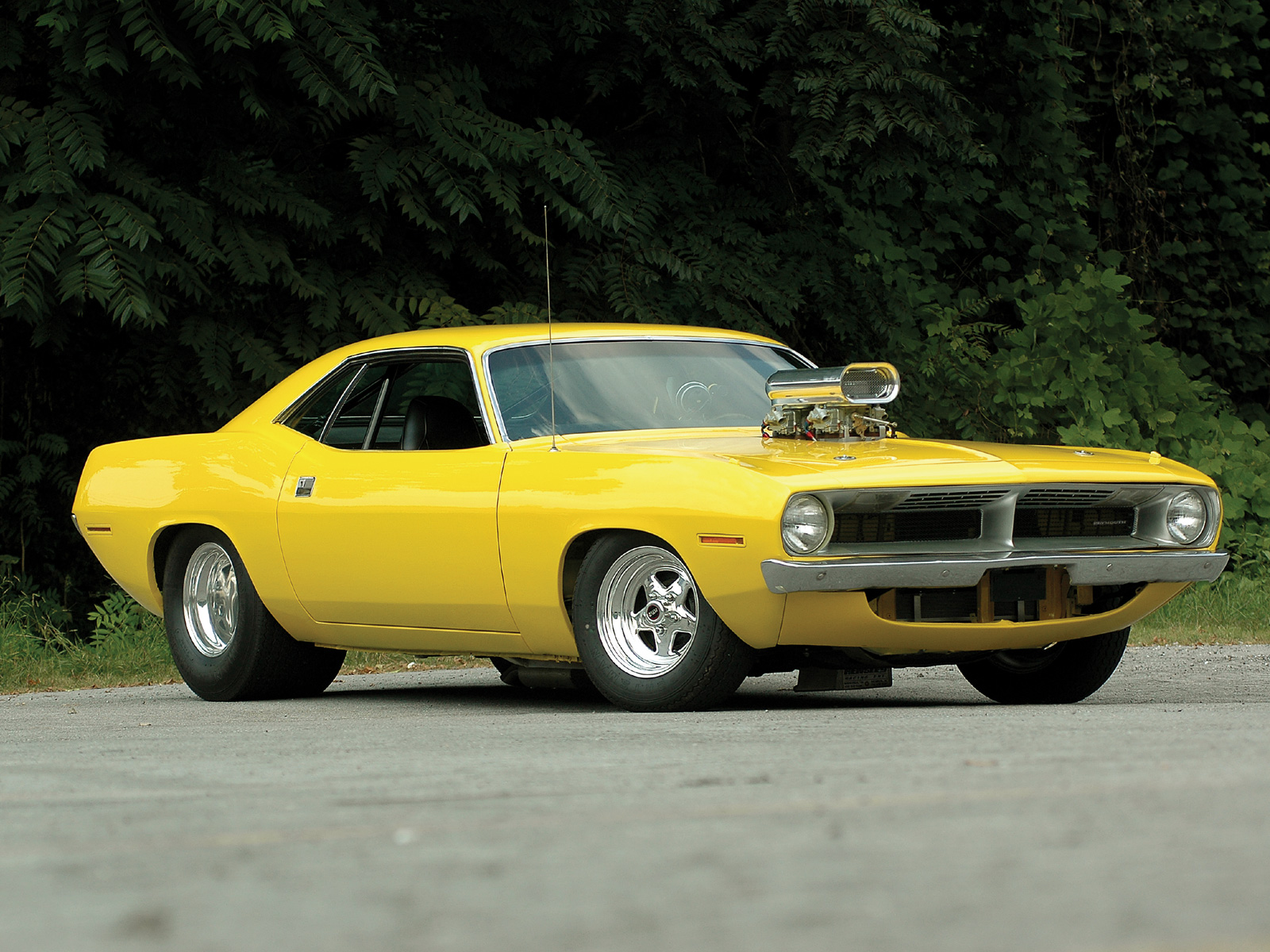 '72 Plymouth 'Cuda - E Ticket Ride · Back to Article Next Gallery