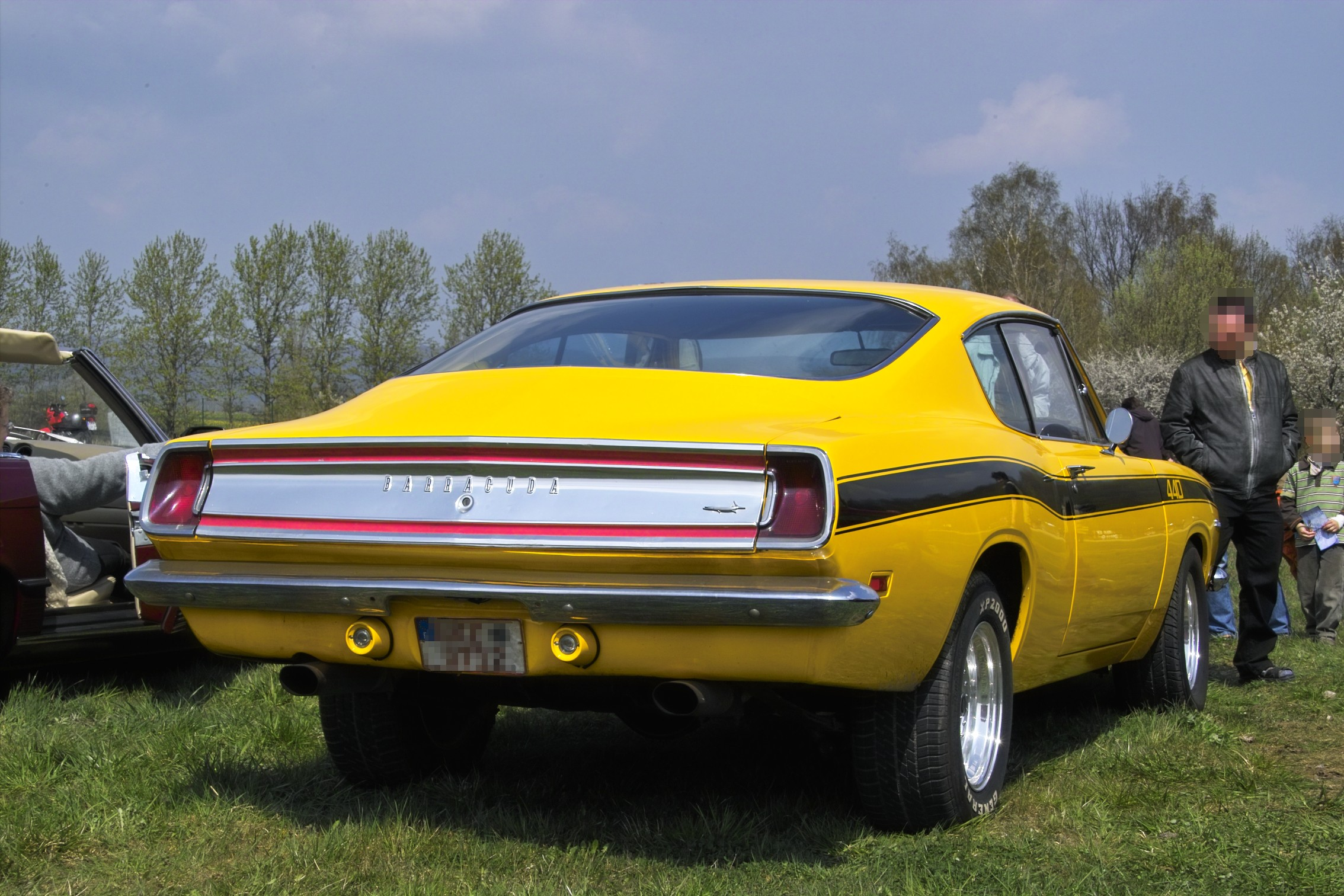 File:Plymouth barracuda 440 1969 rear.jpg